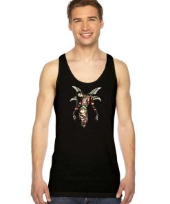 Marilyn Manson Claw Monster Tank Top