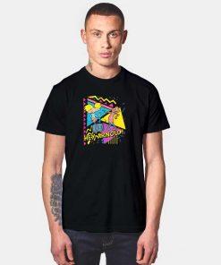Nickelodeon Hey Arnold 90's Cartoon Poster T Shirt