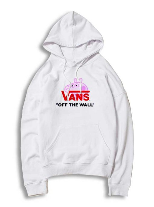 Peppa Pig Vans Off The Wall Logo Hoodie