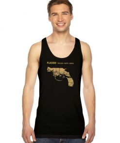 Placebo Trigger Happy Hands Pistol Tank Top