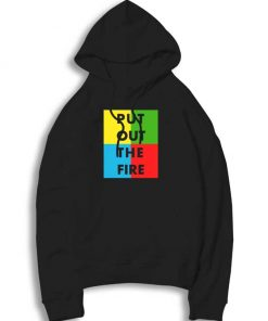 Put Out The Fire Queen Freddie Hoodie