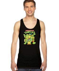 Teenage Mutant Ninja Turtles Classic Tank Top