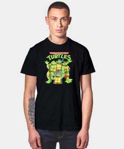 Teenage Mutant Ninja Turtles Classic T Shirt
