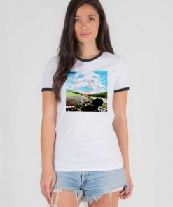 The Chemical Brothers Neo Geography Sky Ringer Tee