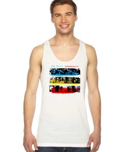 The Police Synchronicity Song Band Tank Top