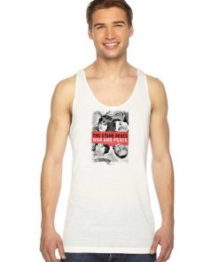 The Stone Roses War And Peace Cover Tank Top