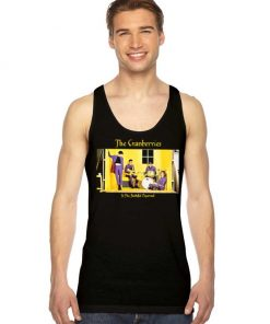 Vintage The Cranberries To The Faithful Departed Tank Top