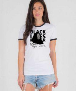 Breonna Taylor Black Lives Matter Ringer Tee