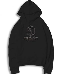 Herbology Professor Sprout Of Hogwarts Academy Hoodie