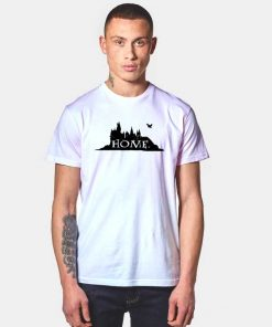 Hogwarts Is Home Of Magic And Fantasy T Shirt