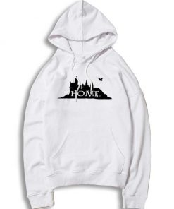 Hogwarts Is Home Of Magic And Fantasy Hoodie