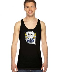 I'm Just Here For The Boos Beer Halloween Tank Top