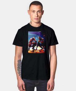 Kobe Bryant In Memory Of Jordan And Lebron T Shirt