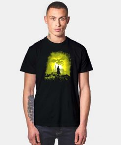 Parallel World Of Hogwarts Magic Castle T Shirt