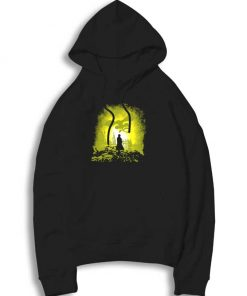 Parallel World Of Hogwarts Magic Castle Hoodie