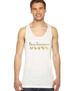 Pasta Positivity All Kind Of Pasta Tank Top
