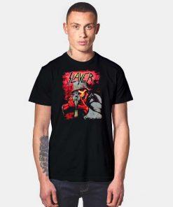 Slayer Sniper Skull World War Zombie T Shirt