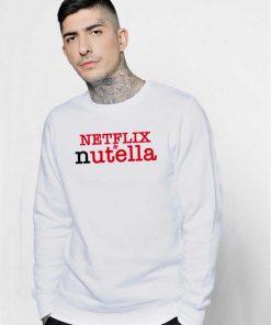 Netflix & Nutella Best Match Sweatshirt