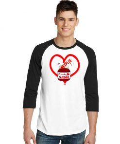 Netflix & Nutella Chilled It Love Raglan Tee