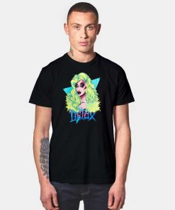 Drag Queen Detox Icunt Painting T Shirt
