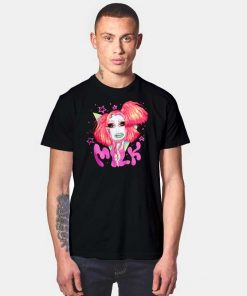 Drag Queen Milk Ugly Face T Shirt