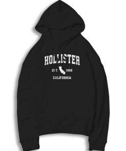 Vintage Hollister California Est 1868 Hoodie