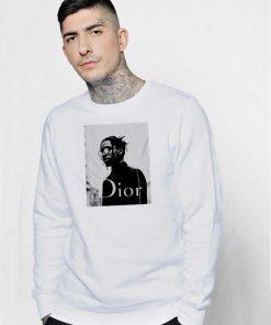 ASAP Rocky Dior Vintage Sweatshirt