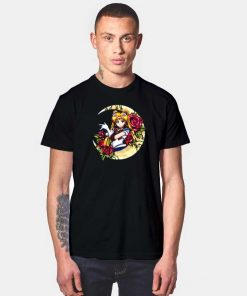 In the name of the moon Sailor Moon T Shirt