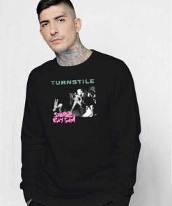 Turnstile Step Rhythm Vintage Sweatshirt