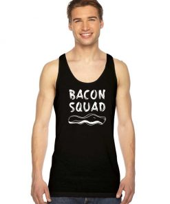 Bacon Squad Grilled Meat Tank Top
