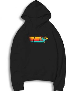 Disney Perry the Platypus Pineas And Ferb Hoodie