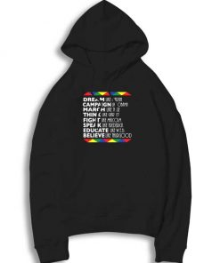 Dream Like Martin Luther King Hoodie