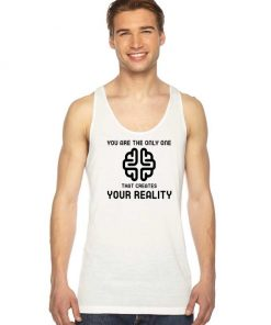 Law Of Attraction Create Your Reality Tank Top