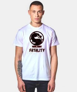 Mortal Kombat Fatality Dragon T Shirt