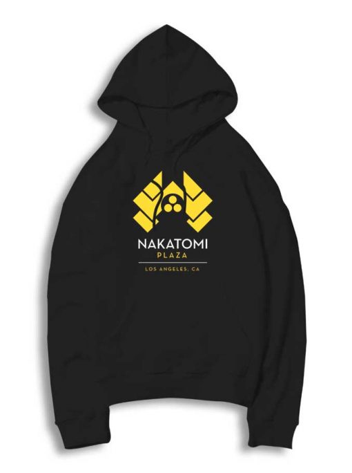 Nakatomi Corporation Plaza Los Angeles Hoodie