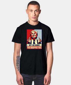 Pro Donald Trump 2020 Republican Conservative President T Shirt