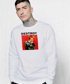 Vivienne Westwood Seditionaries Destroy Sweatshirt