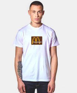 Cactus Jack McDonald Logo T Shirt