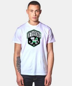 Conor McGregor Dethrone Logo T Shirt