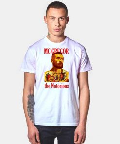 Conor McGregor The Notorious T Shirt