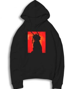 Don Toliver Red Background Hoodie