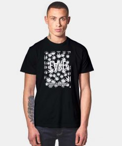 Fake Trust No One Weed T Shirt
