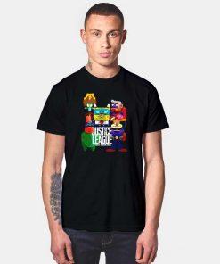 The Super Acquaintances Justice League T Shirt