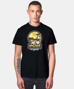 Vintage Argade Wigard Retro Game T Shirt