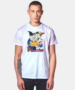Vintage Disney Pinocchio Family T Shirt