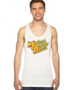 MSB Michael Stanley Band Logo Tank Top