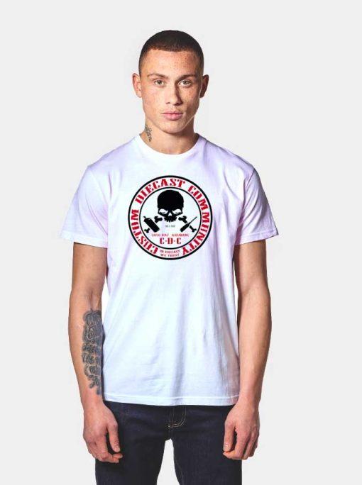 Custom Diecast Community Hotwheels T Shirt