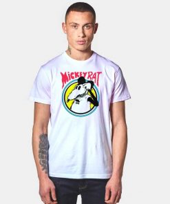 Mickey Mouse Rat Parody T Shirt