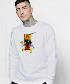 Mickey Mouse Trapped Sweatshirt