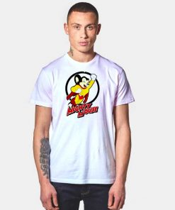 Mighty Mouse Mickey Mouse T Shirt